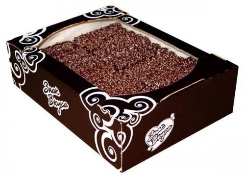 Вафли глазированные с арахисом и воздушным рисом 3 кг